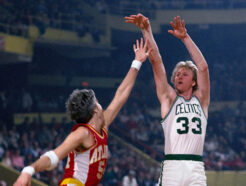 Larry Bird Private Autograph Signing