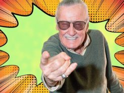 Stan Lee Private Signing