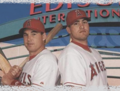 Tim Salmon & Troy Glaus Private Autograph Signing