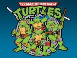 Teenage Mutant Ninja Turtles original cast Public Signing