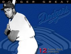 Tommy Davis Private Autograph Signing