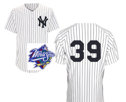huge selection of 99a6b 28adf DARRYL STRAWBERRY signed Yankees jersey w/ 1998 World Series patch